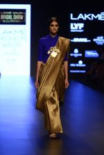 Model walk the ramp for Payal Khandwala Show at Lakme Fashion Week 2016 on 28th Aug 2016 (288)_57c3c95a8c5d4.JPG