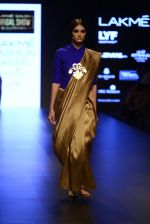 Model walk the ramp for Payal Khandwala Show at Lakme Fashion Week 2016 on 28th Aug 2016 (289)_57c3c95eda8e5.JPG