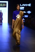 Model walk the ramp for Payal Khandwala Show at Lakme Fashion Week 2016 on 28th Aug 2016 (291)_57c3c965932a3.JPG