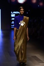 Model walk the ramp for Payal Khandwala Show at Lakme Fashion Week 2016 on 28th Aug 2016 (297)_57c3c97832daf.JPG