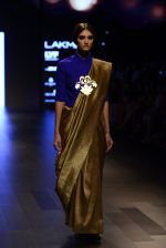 Model walk the ramp for Payal Khandwala Show at Lakme Fashion Week 2016 on 28th Aug 2016 (299)_57c3c97d3ecd9.JPG