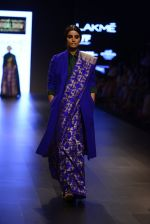 Model walk the ramp for Payal Khandwala Show at Lakme Fashion Week 2016 on 28th Aug 2016 (302)_57c3c986677e1.JPG