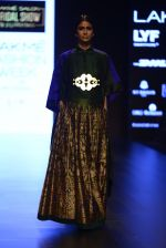 Model walk the ramp for Payal Khandwala Show at Lakme Fashion Week 2016 on 28th Aug 2016 (323)_57c3c9d678754.JPG