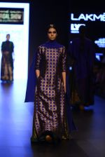 Model walk the ramp for Payal Khandwala Show at Lakme Fashion Week 2016 on 28th Aug 2016 (336)_57c3ca074be8c.JPG