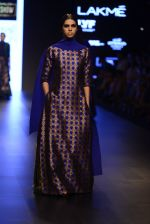 Model walk the ramp for Payal Khandwala Show at Lakme Fashion Week 2016 on 28th Aug 2016 (339)_57c3ca10861d7.JPG