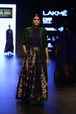 Model walk the ramp for Payal Khandwala Show at Lakme Fashion Week 2016 on 28th Aug 2016 (350)_57c3ca27d6cb8.JPG
