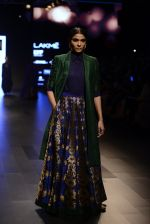 Model walk the ramp for Payal Khandwala Show at Lakme Fashion Week 2016 on 28th Aug 2016 (358)_57c3ca3554245.JPG