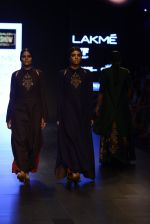 Model walk the ramp for Payal Khandwala Show at Lakme Fashion Week 2016 on 28th Aug 2016 (360)_57c3ca389391f.JPG