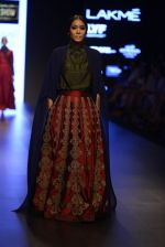 Model walk the ramp for Payal Khandwala Show at Lakme Fashion Week 2016 on 28th Aug 2016 (382)_57c3ca58b8c01.JPG