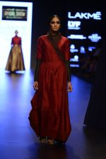 Model walk the ramp for Payal Khandwala Show at Lakme Fashion Week 2016 on 28th Aug 2016 (398)_57c3ca754be21.JPG