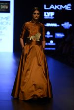 Model walk the ramp for Payal Khandwala Show at Lakme Fashion Week 2016 on 28th Aug 2016 (42)_57c3c54be1954.JPG