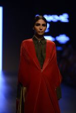 Model walk the ramp for Payal Khandwala Show at Lakme Fashion Week 2016 on 28th Aug 2016 (427)_57c3caa67552c.JPG