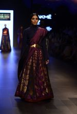 Model walk the ramp for Payal Khandwala Show at Lakme Fashion Week 2016 on 28th Aug 2016 (476)_57c3cae75dfff.JPG
