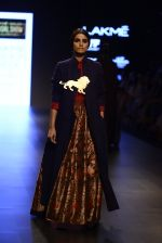 Model walk the ramp for Payal Khandwala Show at Lakme Fashion Week 2016 on 28th Aug 2016 (497)_57c3cb0586676.JPG