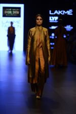Model walk the ramp for Payal Khandwala Show at Lakme Fashion Week 2016 on 28th Aug 2016 (57)_57c3c561095d0.JPG
