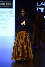 Model walk the ramp for Payal Khandwala Show at Lakme Fashion Week 2016 on 28th Aug 2016 (75)_57c3c5884a448.JPG
