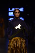 Model walk the ramp for Payal Khandwala Show at Lakme Fashion Week 2016 on 28th Aug 2016 (84)_57c3c5b069dd1.JPG