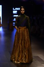 Model walk the ramp for Payal Khandwala Show at Lakme Fashion Week 2016 on 28th Aug 2016 (100)_57c3c60499ad8.JPG