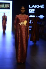 Model walk the ramp for Payal Khandwala Show at Lakme Fashion Week 2016 on 28th Aug 2016 (193)_57c3c7c371baa.JPG