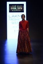 Model walk the ramp for Payal Khandwala Show at Lakme Fashion Week 2016 on 28th Aug 2016 (212)_57c3c82261771.JPG