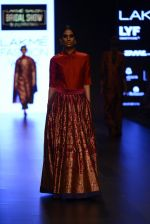 Model walk the ramp for Payal Khandwala Show at Lakme Fashion Week 2016 on 28th Aug 2016 (213)_57c3c826ccee1.JPG