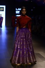 Model walk the ramp for Payal Khandwala Show at Lakme Fashion Week 2016 on 28th Aug 2016 (273)_57c3c932e840b.JPG