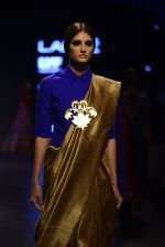 Model walk the ramp for Payal Khandwala Show at Lakme Fashion Week 2016 on 28th Aug 2016 (294)_57c3c96ec93e3.JPG