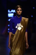 Model walk the ramp for Payal Khandwala Show at Lakme Fashion Week 2016 on 28th Aug 2016 (295)_57c3c97217019.JPG