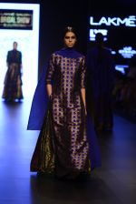 Model walk the ramp for Payal Khandwala Show at Lakme Fashion Week 2016 on 28th Aug 2016 (337)_57c3ca0aa8e81.JPG