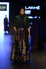 Model walk the ramp for Payal Khandwala Show at Lakme Fashion Week 2016 on 28th Aug 2016 (351)_57c3ca29af868.JPG