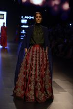 Model walk the ramp for Payal Khandwala Show at Lakme Fashion Week 2016 on 28th Aug 2016 (389)_57c3ca66d3a89.JPG