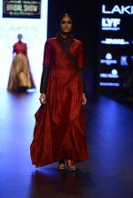Model walk the ramp for Payal Khandwala Show at Lakme Fashion Week 2016 on 28th Aug 2016 (393)_57c3ca6ebf7bb.JPG