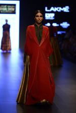 Model walk the ramp for Payal Khandwala Show at Lakme Fashion Week 2016 on 28th Aug 2016 (425)_57c3caa2a2028.JPG