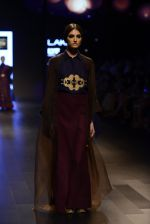 Model walk the ramp for Payal Khandwala Show at Lakme Fashion Week 2016 on 28th Aug 2016 (475)_57c3cae6077f6.JPG