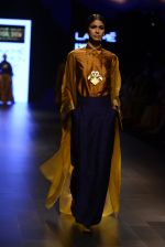 Model walk the ramp for Payal Khandwala Show at Lakme Fashion Week 2016 on 28th Aug 2016 (69)_57c3c5793b11d.JPG