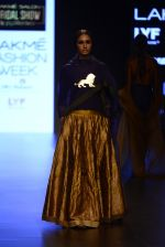 Model walk the ramp for Payal Khandwala Show at Lakme Fashion Week 2016 on 28th Aug 2016 (76)_57c3c58bf318d.JPG