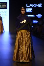 Model walk the ramp for Payal Khandwala Show at Lakme Fashion Week 2016 on 28th Aug 2016 (80)_57c3c59cdab6a.JPG