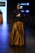 Model walk the ramp for Payal Khandwala Show at Lakme Fashion Week 2016 on 28th Aug 2016 (81)_57c3c5a0a1297.JPG