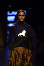 Model walk the ramp for Payal Khandwala Show at Lakme Fashion Week 2016 on 28th Aug 2016 (86)_57c3c5b925ee2.JPG