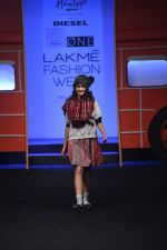 Model walk the ramp for The Hamleys Show styled by Diesel Show at Lakme Fashion Week 2016 on 28th Aug 2016 (456)_57c3c5ad7d852.JPG