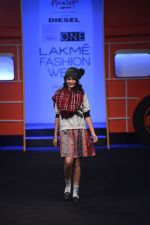 Model walk the ramp for The Hamleys Show styled by Diesel Show at Lakme Fashion Week 2016 on 28th Aug 2016 (457)_57c3c5b3233b9.JPG