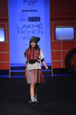 Model walk the ramp for The Hamleys Show styled by Diesel Show at Lakme Fashion Week 2016 on 28th Aug 2016 (459)_57c3c5b9025c1.JPG
