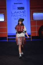 Model walk the ramp for The Hamleys Show styled by Diesel Show at Lakme Fashion Week 2016 on 28th Aug 2016 (460)_57c3c5bc10755.JPG