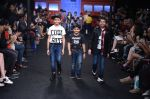 Model walk the ramp for The Hamleys Show styled by Diesel Show at Lakme Fashion Week 2016 on 28th Aug 2016 (550)_57c3c787c8ede.JPG