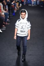 Model walk the ramp for The Hamleys Show styled by Diesel Show at Lakme Fashion Week 2016 on 28th Aug 2016 (567)_57c3c7e841c53.JPG