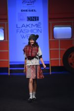 Model walk the ramp for The Hamleys Show styled by Diesel Show at Lakme Fashion Week 2016 on 28th Aug 2016 (458)_57c3c5b656573.JPG