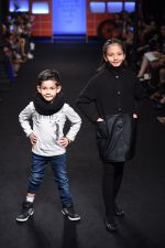 Model walk the ramp for The Hamleys Show styled by Diesel Show at Lakme Fashion Week 2016 on 28th Aug 2016 (493)_57c3c66594f47.JPG