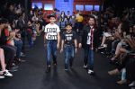 Model walk the ramp for The Hamleys Show styled by Diesel Show at Lakme Fashion Week 2016 on 28th Aug 2016 (549)_57c3c783a6635.JPG