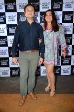 Aditya Hitkari, Divya Palat at Sabyasachi Show Grand Finale at Lakme Fashion Week 2016 on 28th Aug 2016 (22)_57c54399b06f9.JPG