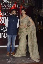 Deepika Padukone at Sabyasachi Show Grand Finale at Lakme Fashion Week 2016 on 28th Aug 2016 (211)_57c542edb5efa.JPG